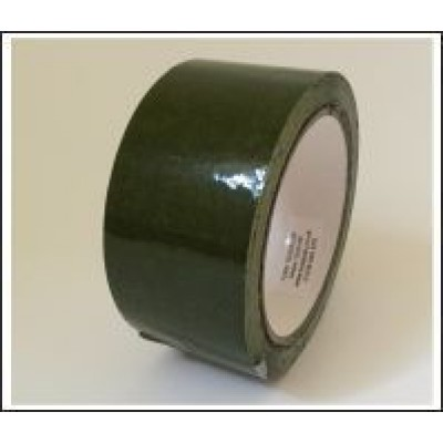 Green Pipe Identification Tape 50mm wide 12-D-45 Code ID204C50