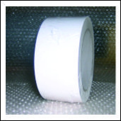 Pure White External Pipe Identification Tape 50mm wide RAL 9010 Code EXD258C50