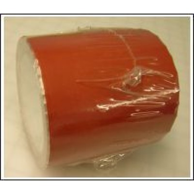 Red Pipe Identification Tape 100mm 04-E-53 wide Code ID313C100