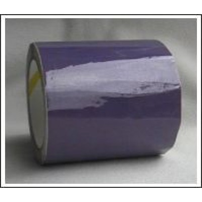 Violet Pipe Identification Tape 100mm wide 22-C-37 Code ID316C100