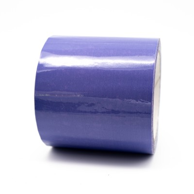 Violet Pipe Identification Tape 100mm wide 22-C-37 - R M Labels - ID316C100