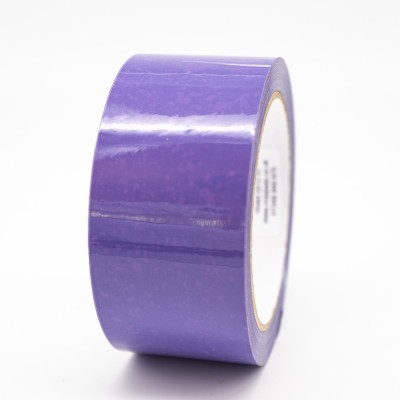 Violet Pipe Identification Tape 50mm wide 22-C-37 - R M Labels - ID216C50