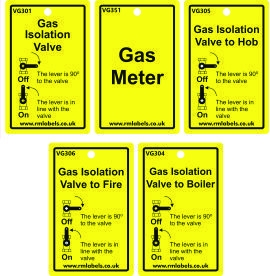 Gas Set Tags internal